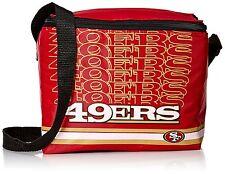 San Francisco 49ers 12 Pack Cooler Lunch Bag