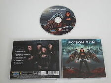 POISON SUN/VIRTUAL SIN(METAL HEAVEN MHV00086) CD ÁLBUM