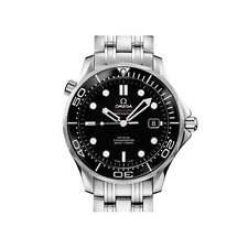 Omega Seamaster Round Wristwatches