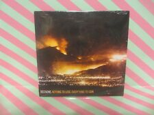 DECISIONS Nothing To Lose, Everything To Gain CD NEW SLIPSLEEVE