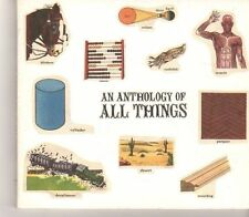 (GC299) Johnny Parry, An Anthology of All Things - 2003 CD