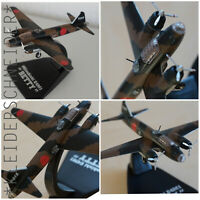 Mitsubishi G4M1 BETTY  ATLAS Military Aircraft WORLD WAR II Bomber