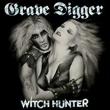 Grave Digger - Witch Hunter (NEW CD)
