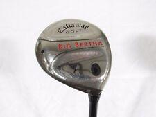 Used RH Callaway Big Bertha '14 7 Fairway Wood Callaway 75 Shaft R Flex w/Cover