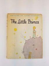 The Little Prince Antoine De Saint-Exupéry Reynal & Hitchcock Early Print HC/DJ