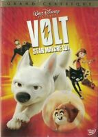DVD VOLT STAR MALGRE LUI WALT DISNEY