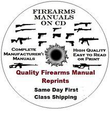 Browning BT-100 Firearms Gun Manual on CD