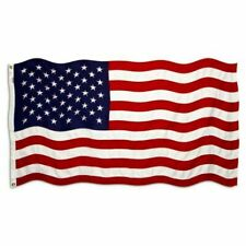 Shatchi USA American Stars Stripes America National Supporters Fans Flag, 5 x 3ft