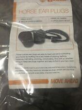 Horse Ear Plugs by Cashel Medium Average Horse Size