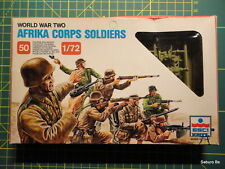 ESCI 1:72 AFRIKA CORPS SOLDIERS 206