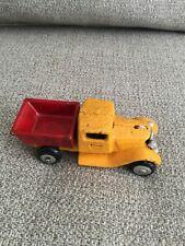 Antique Toy Dump Truck Cast Iron