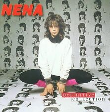 Definitive Collection [Remaster] by Nena (CD, Jun-2003, Sony/Columbia)