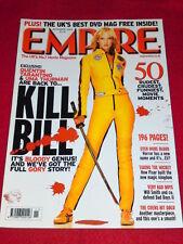 EMPIRE MAGAZINE #173 - KILL BILL - Nov 2003