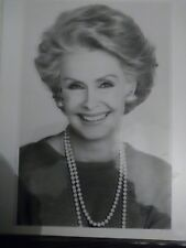 The Player Buy Now Signed Autograph And Headshot Photo Set Dina Merrill