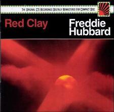 Freddie Hubbard - Red Clay (CD, Nov-1987, Legacy) LIKE NEW