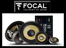 "FOCAL ES 165KX3 K2 POWER HIGH-END 3-WAY SYSTEM 6.5"" / 165mm BRAND NEW, WARRANTY"