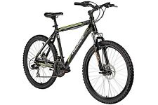26 Zoll Mountainbike MTB Fahrrad Bike Rad Hardtail Scheibenbremse 21Gang schwarz