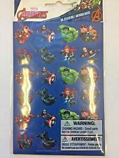 96 Marvel Avengers Super Hero Stickers Party Favors Teacher Supply Hulk Thor #2