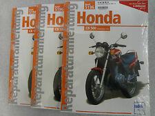 Reparaturanleitung, HONDA CB 500 N und S, PC26, PC32, ab '94, Band 5196