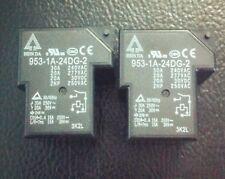 1PC New 953-1A-24DG-2, 24VDC Relay, Hsin Da
