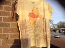 Disney Store Winning The Pooh T shirt. short sleeves. xL kids.