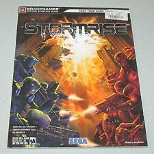 Stormrise Strategy Guide for Playstation 3, Xbox 360 and PC Fast Shipping!