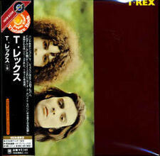 T. REX T. Rex (1970) + 9 bonustracks Japan Mini LP CD UICY-9497