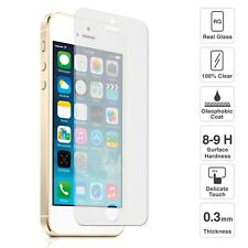 Tempered Glass Screen Protector Film Screen Protection Glass For iPhone 5S
