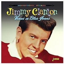 Jimmy Clanton - Venus in Blue Jeans [New CD] UK - Import