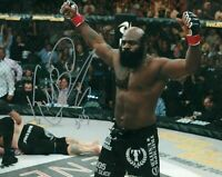 Kimbo Slice Autographed Signed EliteXC UFC Legend 8x10 Photo REPRINT