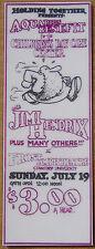 ♫ Jimi Hendrix Monkees Ramones Joplin Runaways Johnny Cash repo tickets ♫