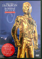 DVD Michael Jackson : History On Film - Vol.2