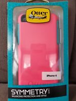 OEM Otterbox Symmetry Case Cover For Apple iPhone 6 Verizon AT&T Sprint