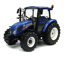 UH4147 MODELLINO TRATTORE NEW HOLLAND T4.175  SCALA 1:32 UNIVERSAL HOBBIES