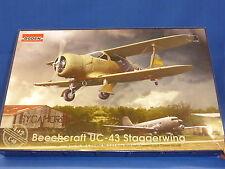 Roden Beechcraft uc-43 STAGGERWING 1, 48