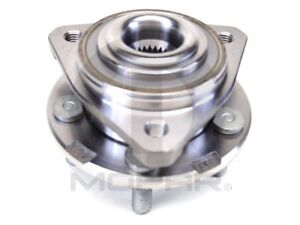 Disc Brake Hub Front Mopar 04578144AB
