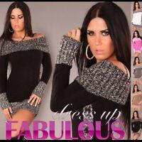 Women's Sweater Jumper Dress AU/UK SIZE 10 12 14 6 8 (US 2 4 6 8 10) XS S M L XL