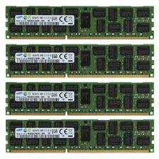 Dell PowerEdge R720/XD R820 R920 64GB (4x16GB) DDR3 1866MHz PC3-14900R Memory