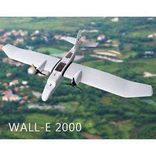 "SKYWALKER WALL-E2000 LONG RANGE FPV 80"" AIRPLANE PNP TWIN ENGINE 2000mm 78"" Wing"