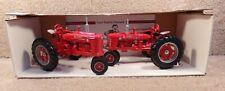 J.LE Scale Models 1/16 Farmall Super M And Super H Farm Progress Show 1999/2000
