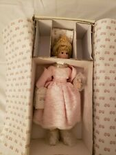 """New In Box Princeton Gallery Rock N Roll Doll """"Chantilly Lace"""" Porcelain Doll"""
