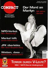 Zeitschrift COMPACT Nr. 1/2012 - Der Mord an Marilyn