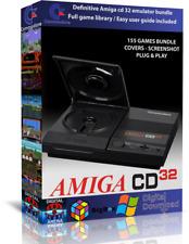 Commodore Amiga CD 32 Emulator for Windows Digital download