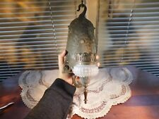 Antique Ferrous Compound Wall Hanging Torch Adapted for electricity