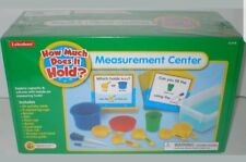Lakeshore Learning HOW MUCH DOES IT HOLD? Measurement Center Capacity & Volume