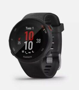 Garmin Forerunner 45 Running Fitness Activity Watch Black 42mm case**