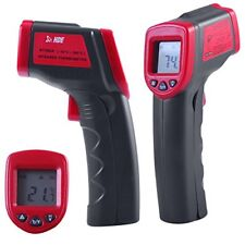 HDE Temperature Gun Infrared Thermometer w/ Laser Sight