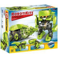 Solar Robot RobotiKits T4 Transforming Solar Robot - Model no. OWI-MSK617 NIB