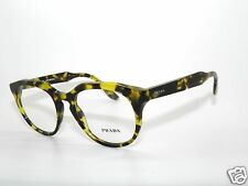 SPECIAL____OFFER PRADA VPR13S 13S 13 UBN-1O1 LIGHT HAVANA 48 EYEGLASSES