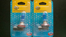 Hella high performance white 4400k Headlight Bulbs H11/ H8 12V 80W-2pcs -new mod